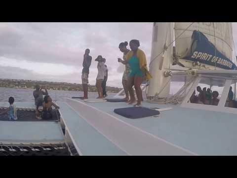 Catamaran Adventure in Barbados