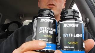 In Car Reviews: MyThermo by MyProtein