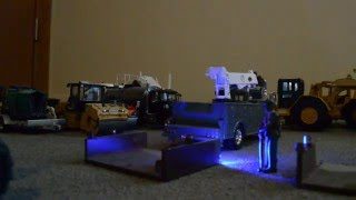 led welding kit for models and layouts