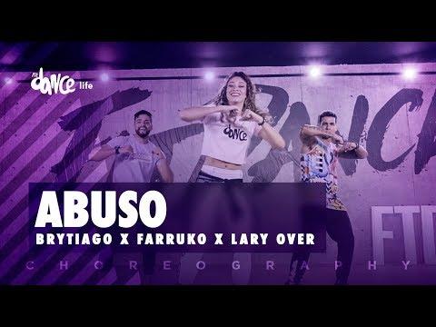 Abuso - Brytiago x Farruko x Lary Over | FitDance Life (Coreografía) Dance Video