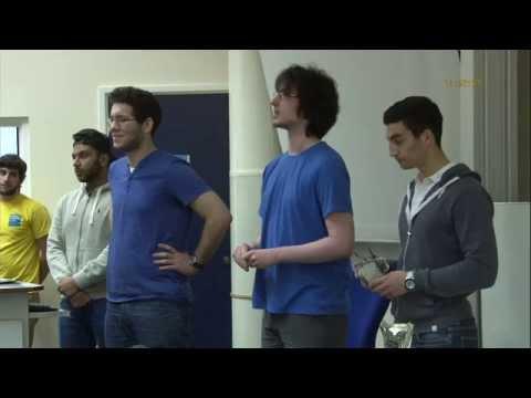 IMECHE Design Challenge - Part 2: the presentation competition