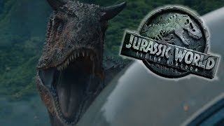 Jurassic World:  Fallen Kingdom || Official Trailer HD