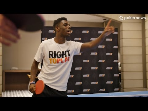 How to Become a Professional Table Tennis Star with Darius Knight
