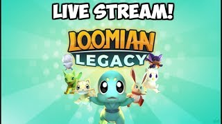 ROBLOX Loomian Legacy Live Stream! *SHINY HUNTING* #Roadto2000Subs