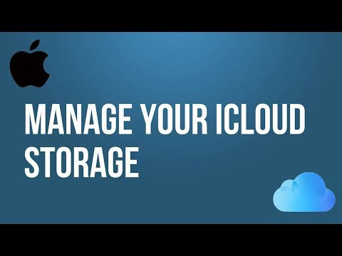 How To Manage Mac iCloud Storage
