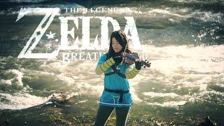 Zelda Breath Of The Wild Violin Cover