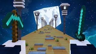 Wir bauen eine Brücke zum Mond 😂