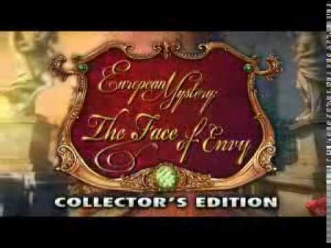 European Mystery 2: The Face of Envy Standard and Collectors Edition PC Gameplay 2014