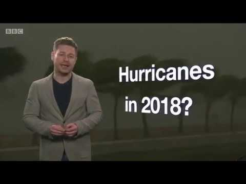 Hurricane in 2018  Weather What to expect in 2018