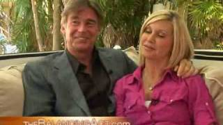 Olivia Newton John and her Husband Amazon John Easterling