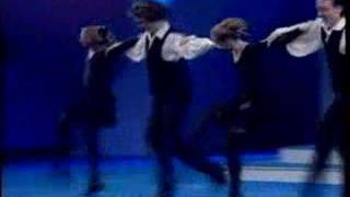 """Riverdance, the Show"" 1995, ""The Russian Dervish"""
