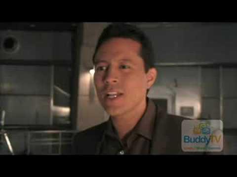 BuddyTV Interview with Yancey Arias (Knight Rider)