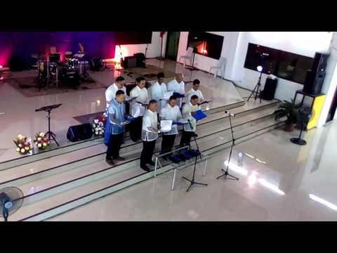 MMI Choir_Me and My House Free Methodist Mother Church Butuan