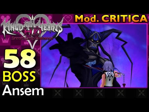 Kingdom Hearts 2.8 (ITA)-58- BOSS Ansem, Studioso dell