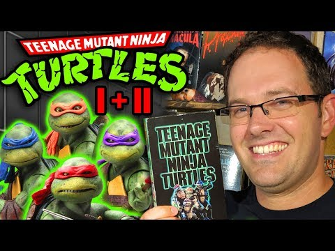 Teenage Mutant Ninja Turtles 1 and 2 - The First (and best) TMNT Films - Rental Reviews
