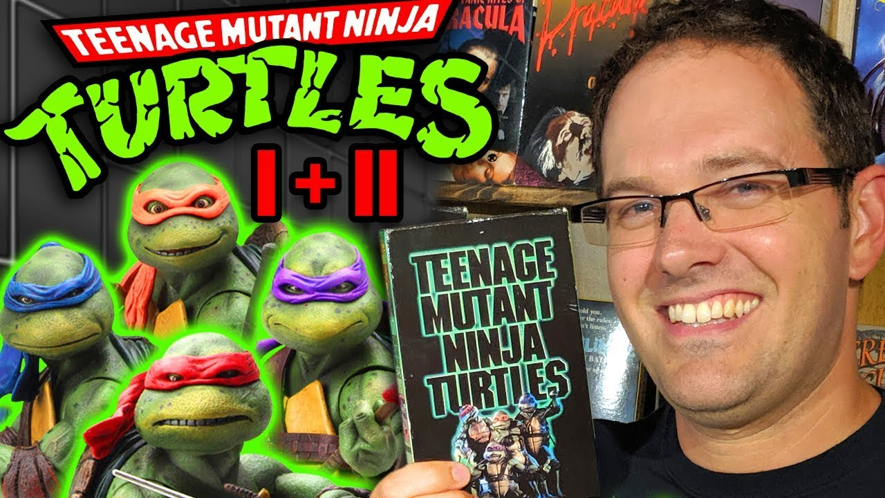 074bed5c43fa Teenage Mutant Ninja Turtles 1 and 2 - The First (and best) TMNT ...