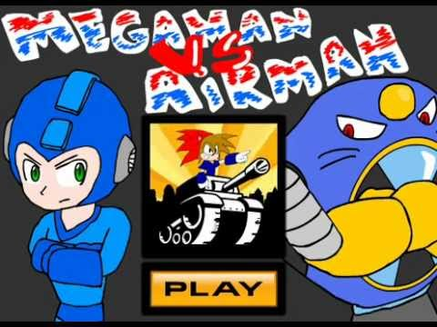 Megaman Vs Airman.avi