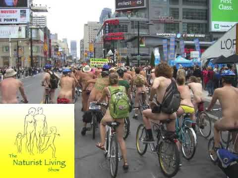 Episode XXI - World Naked Bike Ride