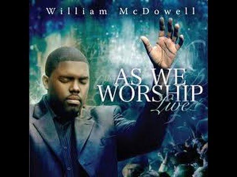 I Give Myself Away Instumental William Mcdowell