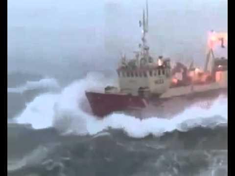 storm in indian ocean