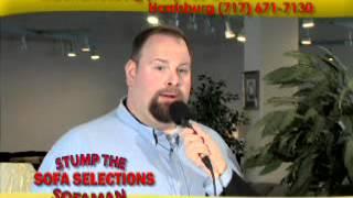 Sofa Selections Big Man Recliner Commercial