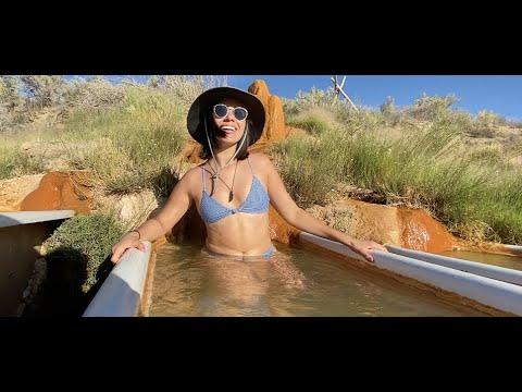 UTAH ARCHES NATIONAL PARK | HOT SPRINGS | ROAD TRIP PT.2