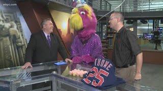Cleveland Indians to celebrate Slider's birthday