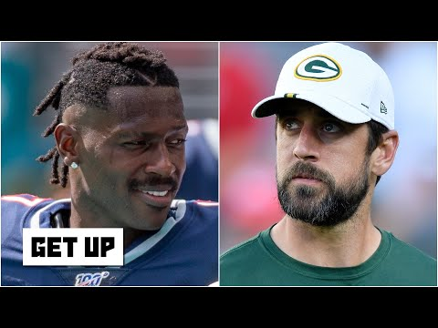 Is Antonio Brown too unpredictable for the Packers? | Get Up