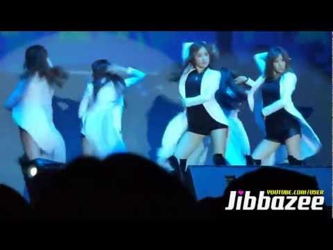 [Fancam] 130223 After School - Flashback @ After School Fanmeeting In Bangkok By Jibbazee