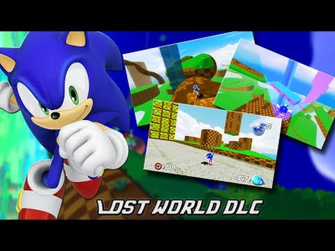 how to get super sonic in sonic lost world