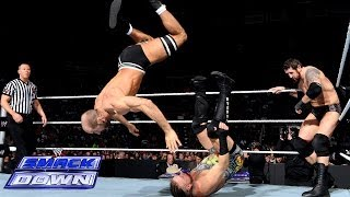 Rob Van Dam vs. Cesaro vs. Bad News Barrett: SmackDown, June 6, 2014