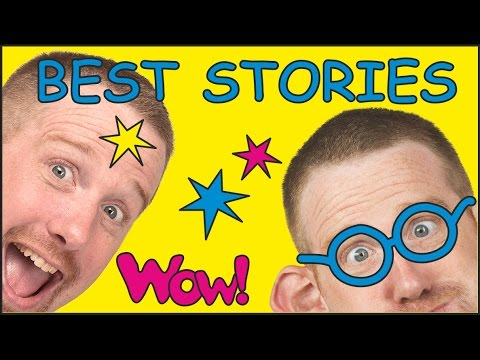 Hide and Seek and Best Stories for Kids from Steve and Maggie | English for Children