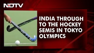 Download Tokyo Olympics: India Beat Great Britain 3-1 To March Into Men's Hockey Semis