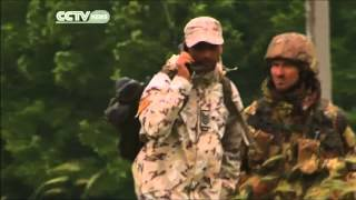 Italian Army Imparts Training To Libyan Soldiers In Persano