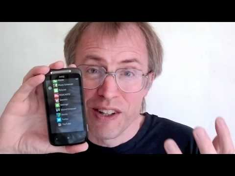 The Phones Show 137 (HTC 7 Mozart with Xenon and No-do)