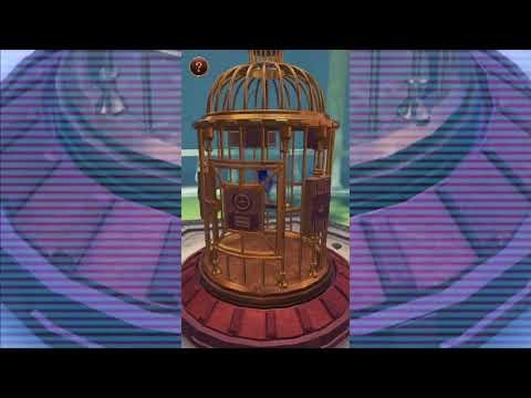 The Birdcage - A Mystery Puzzle Game (Bluebird Pack) Gameplay/ Walkthrough