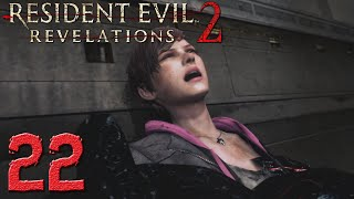 Resident Evil: Revelations 2 - Tentacle Rape - Part 22