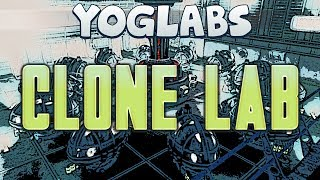Minecraft Mods - Clone Lab - YogLabs