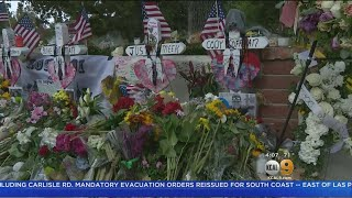 'We're A Strong Community': Thousand Oaks Residents Mourn 12 Killed In Borderline Bar Shooting