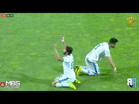 اهداف مباراة الفيصلى و العقبة فى ربع نهائى كاس الاردن