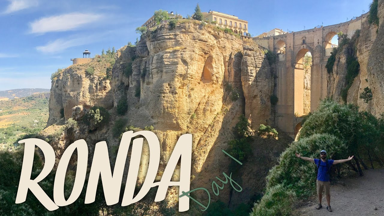 Ronda a city on the cliffs of spain vlog 265 ronda day 1 youtube for Watches of spain