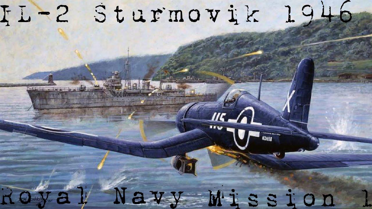lets play il 2 sturmovik 1946 s