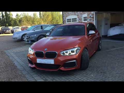 BMW 1 SERIES M140I FOR SALE IN VALENCIA ORANGE