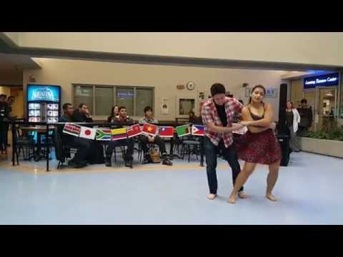 International Week at College of The Rockies 2015 - Performance from Brazil