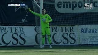 Primavera 1: EMPOLI - UDINESE 2-0