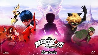 MIRACULOUS | 🐞 STARTRAIN - OFFICIAL TRAILER 🐞 | Tales of Ladybug and Cat Noir