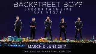 Backstreet Boys Larger Than Life Las Vegas Residency | Teaser