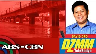 DZMM TeleRadyo: Hundreds of residents flee homes as Marikina River rises