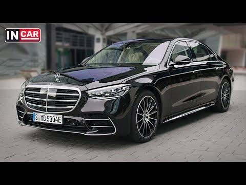 Новый Mercedes S-Class W223 - эталон роскоши и комфорта! Все подробности