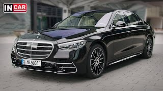 New Mercedes S-Class W223 - the standard of luxury and comfort! All the details